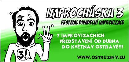 IMPROCHÁSKA 3 - Folklorní impro s cimbálem